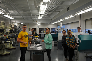 Additive Manufacturing Teaching Laboratory