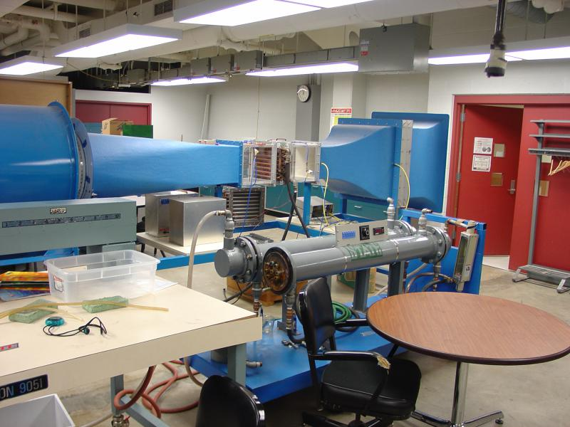 Heat Transfer Laboratory