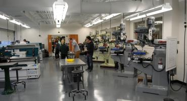 Mnufacturing Teaching Lab